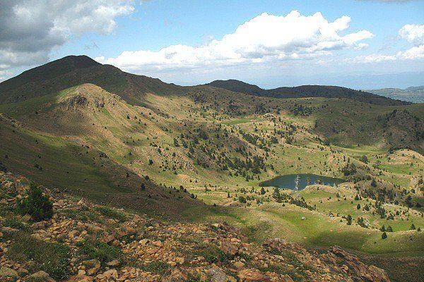 Valamara lakes