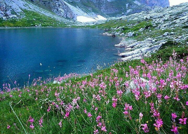 Valbona lake
