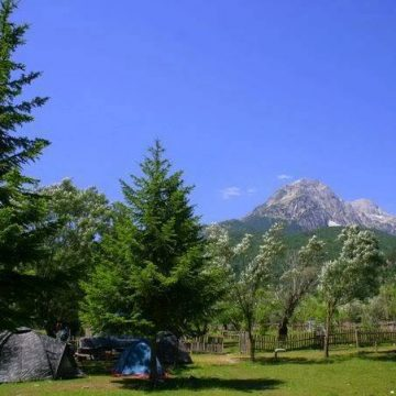 Valbona, the most visited touristic spot by Albanian and foreign tourists
