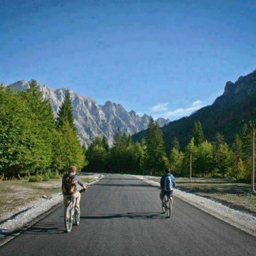 Valbona Valley (National Park), the destination of relax