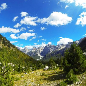 Albanian Alps and Valbona Valley Development Plans Okayed