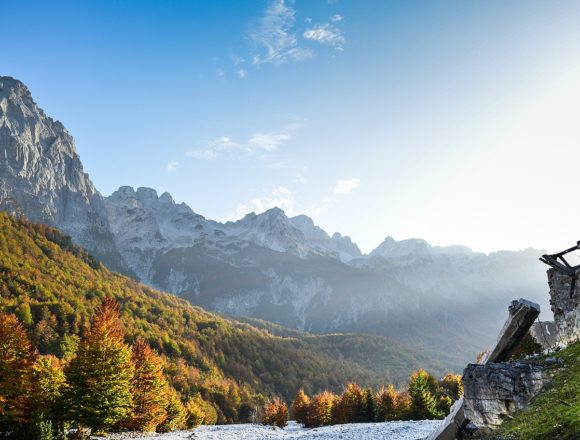 Youth Training on Albanian Alps, Apply Now