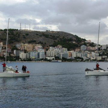 """Jonian Races"" international event, held for the first time in Saranda"