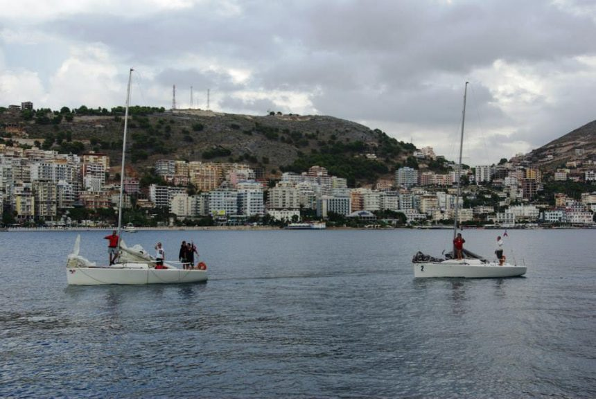"""""""Jonian Races"""" international event, held for the first time in Saranda"""
