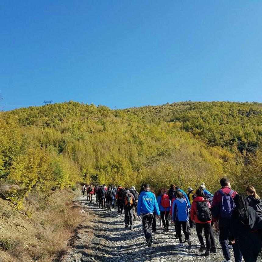 New Hiking Trail Inaugurated on Ancient Via Egnatia Trace