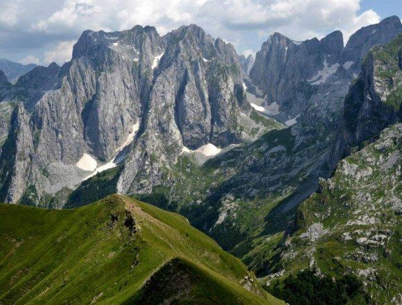 Albania and Kosovo Work on Cross-Border Tourism Hiking Project