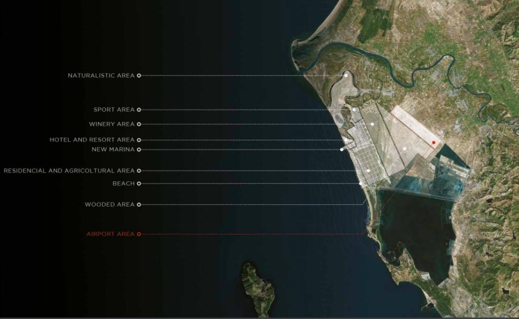Vlora Airport Master plan