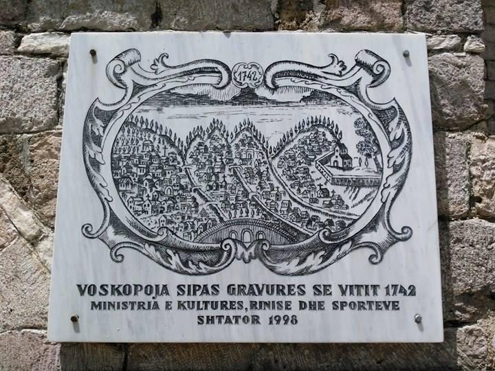 Voskopoja Declared Historic Ensmble