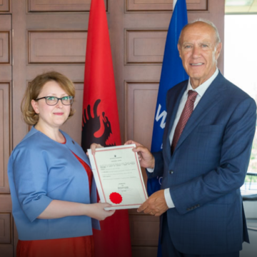 Albania Joins the Geneva Act of WIPO's Lisbon Agreement