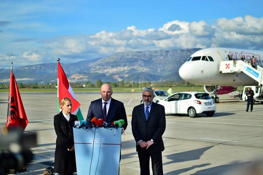 Tirana-Budapest Low-cost Flights Launched