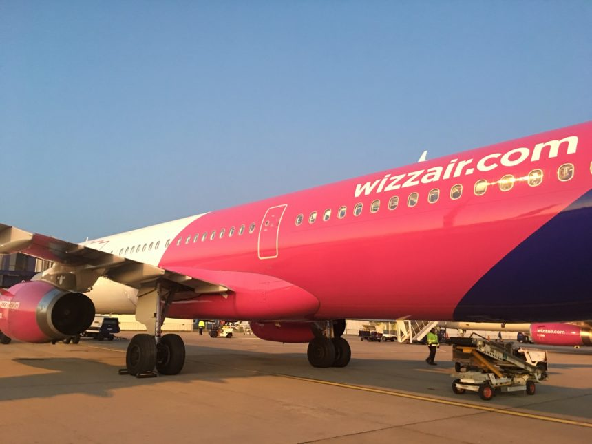 WizzAir, to Add a New Route in December, Tirana-Vienna