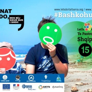 Albania to Join World Cleanup Action on September 15